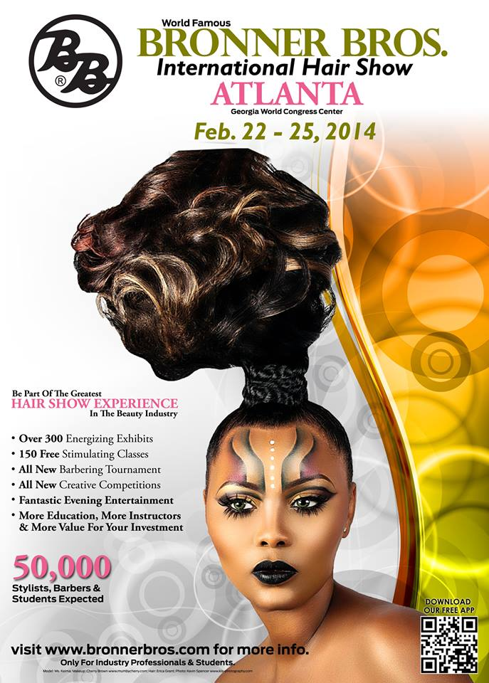 Crazy Cool Groovy Bronner Bros International Hair Show 2014